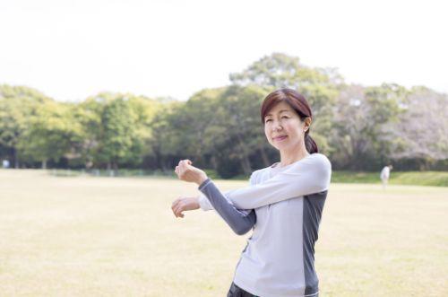 汗腺機能の改善
