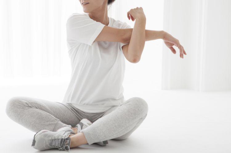 高血圧を下げるツボ 運動 ストレッチ