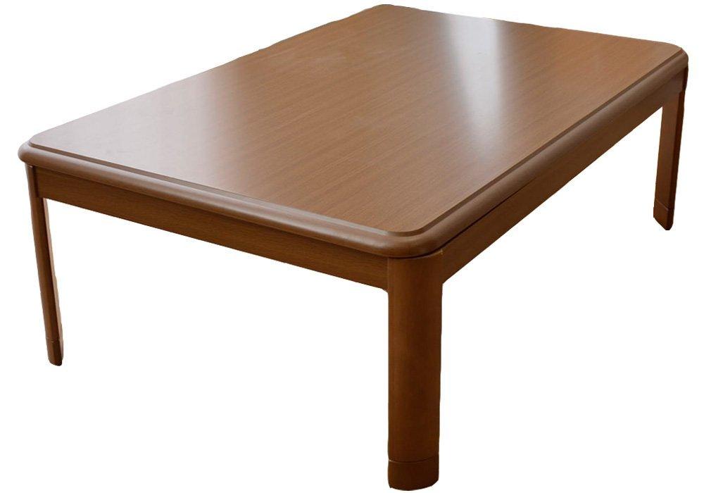 長方形 こたつ台「家具調木製こたつ台」