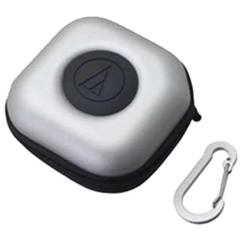 カラビナでバッグの外側に取付可能な「オーディオテクニカAT-HPP300」