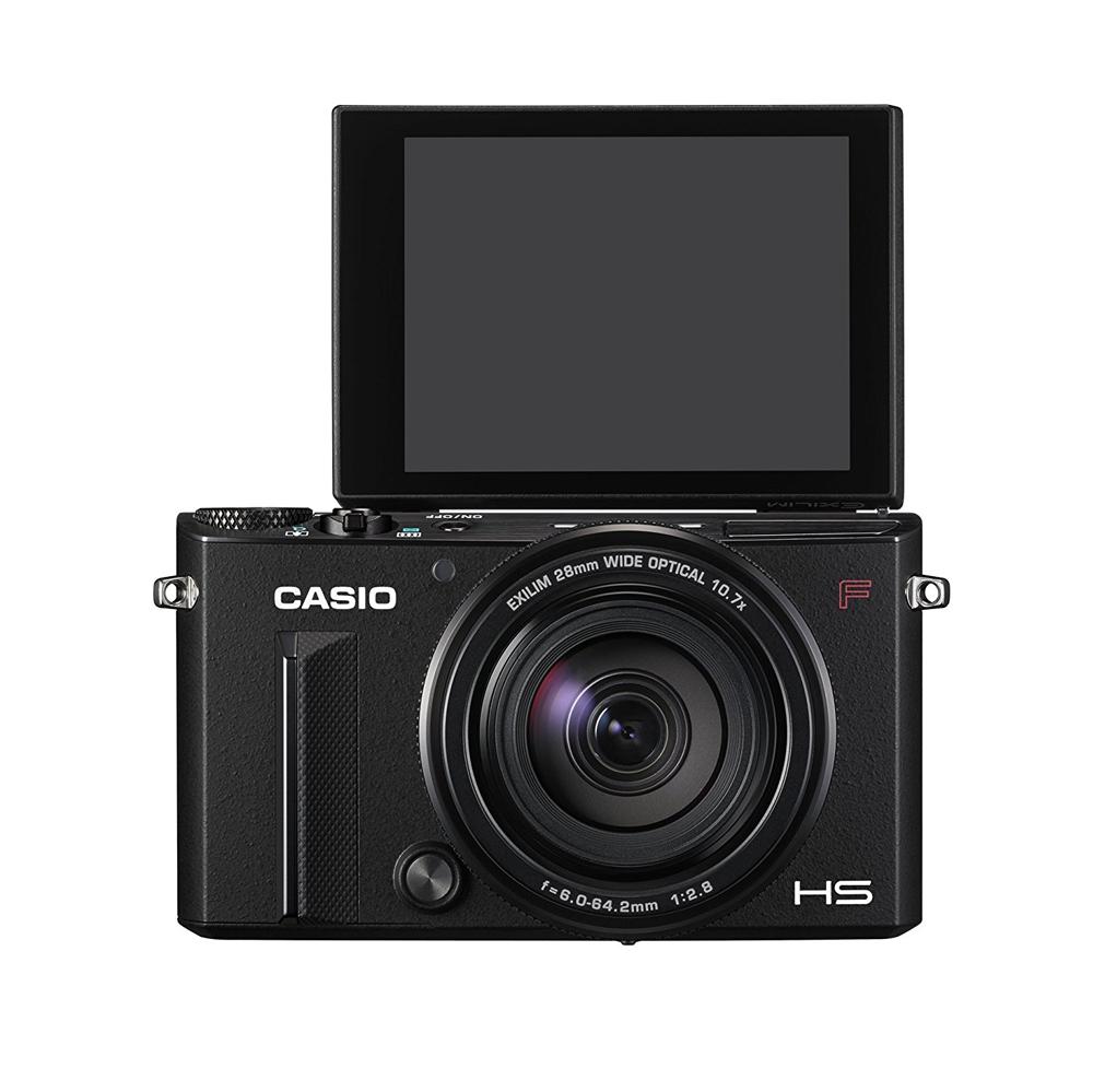 高機能タイプ『CASIO デジタルカメラ EXILIM EX-100FBK』