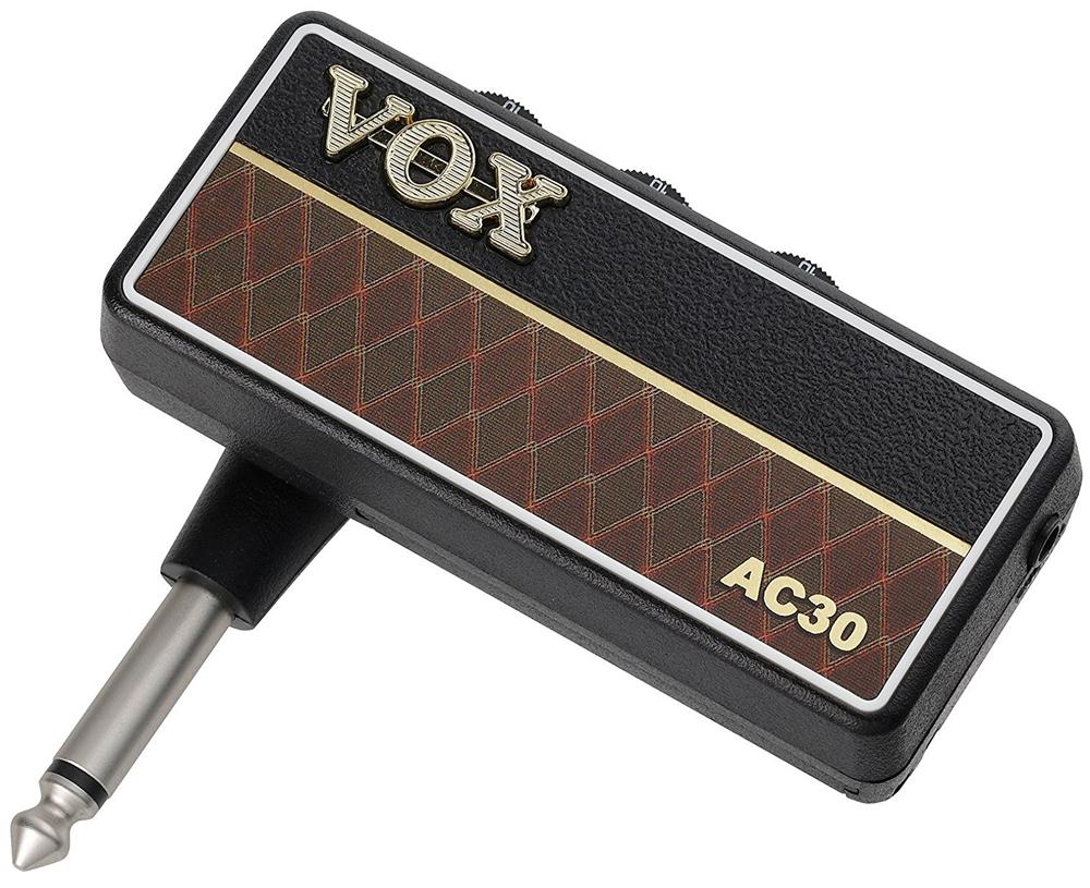 高い携帯性『VOX amPlug 2』