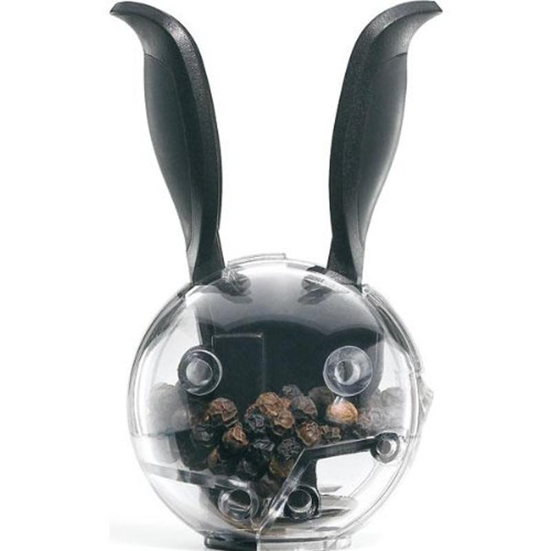 ウサギのシルエットが可愛い!「chef'n ミニペッパーボール」