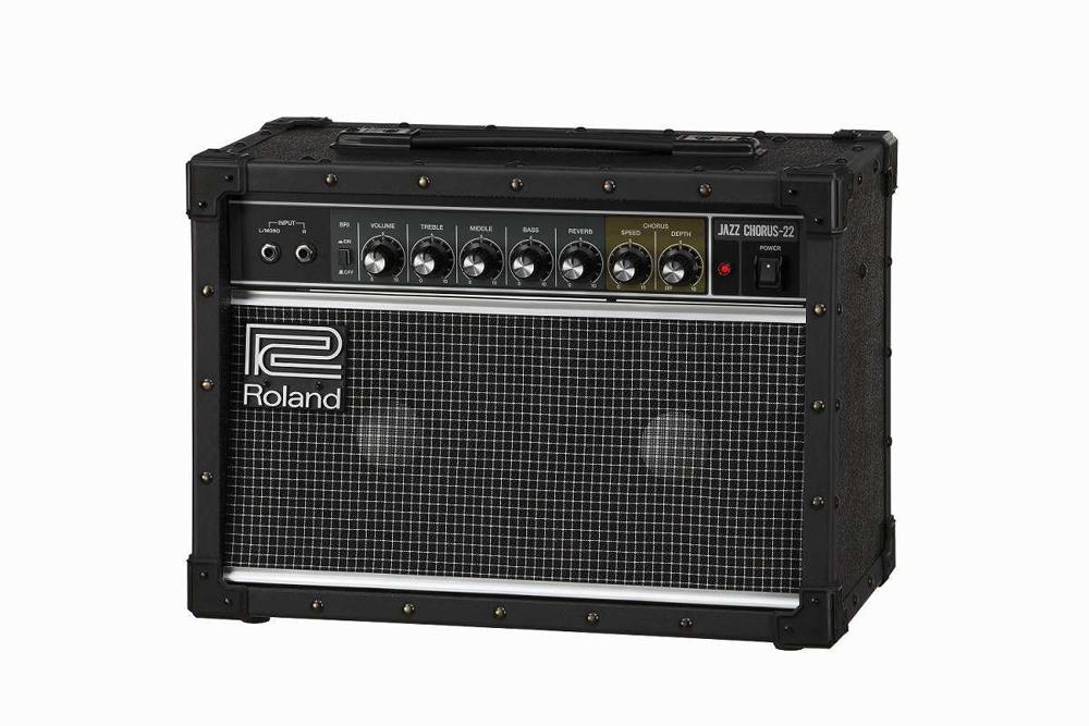 名作の廉価版『Roland / JC-22』
