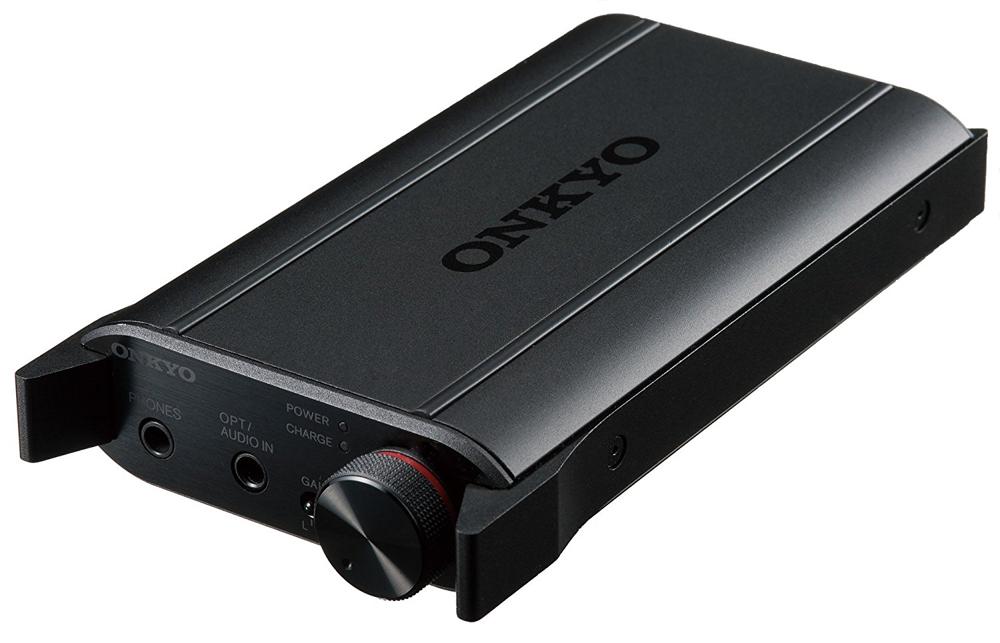 スリムでコンパクトな「ONKYO DAC-HA200」