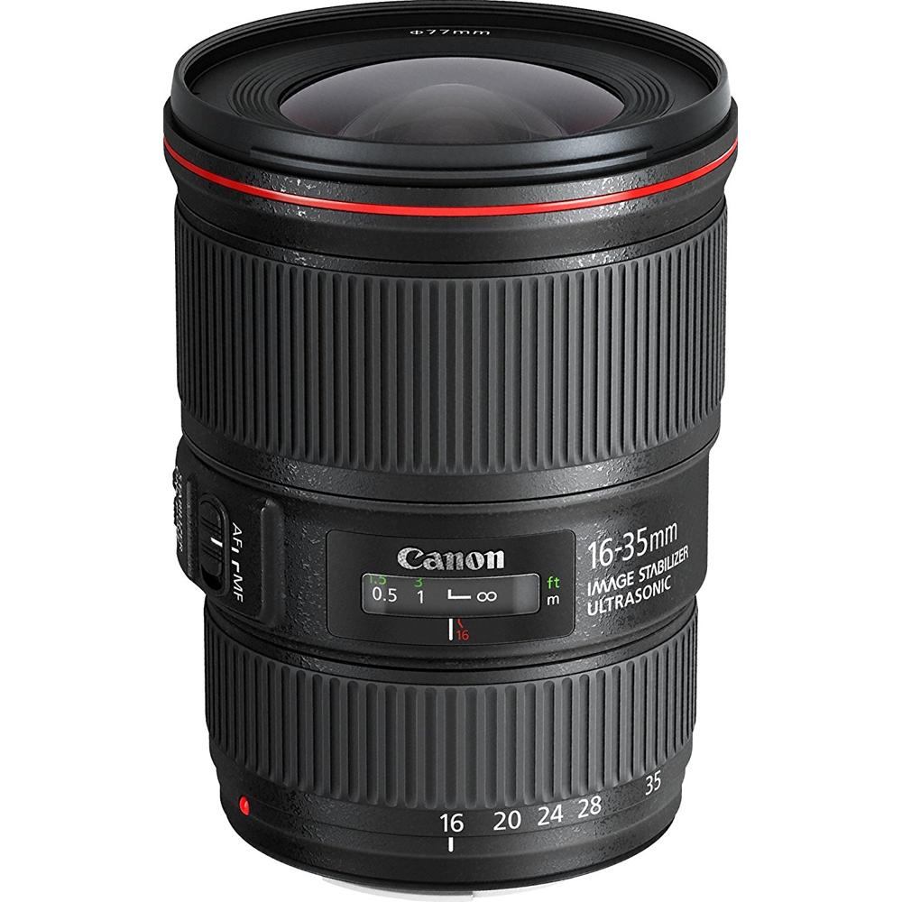 高画質広角ズームCanon EF16-35mm