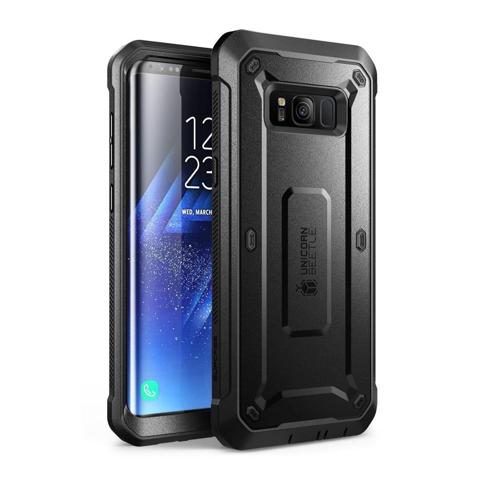ハードタイプ『SUPCASE Galaxy S8 ケース』