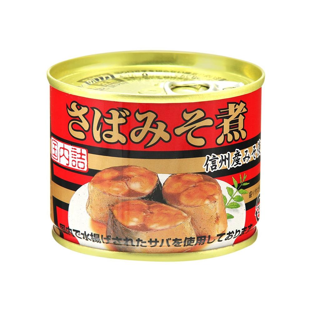 味噌煮タイプ『キョクヨー さば味噌煮』