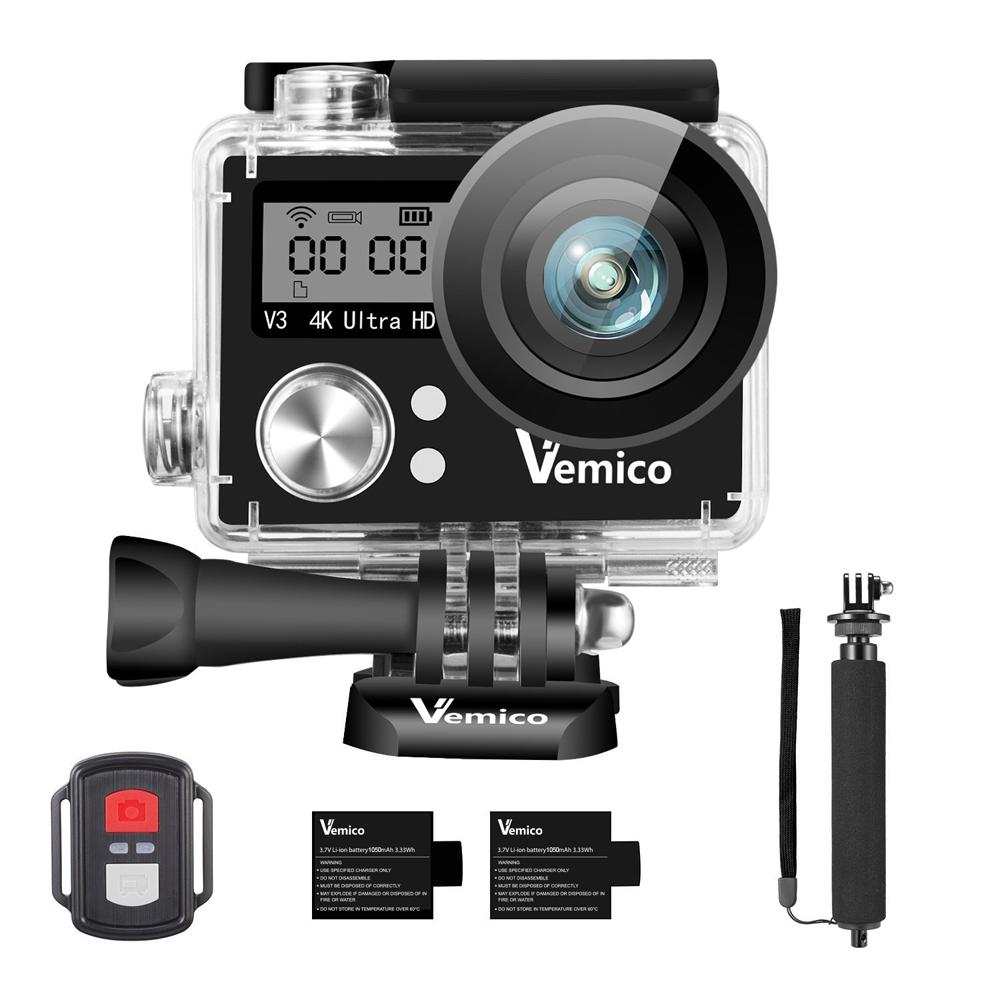 豊富な使い道『Vemico アクションカメラ』