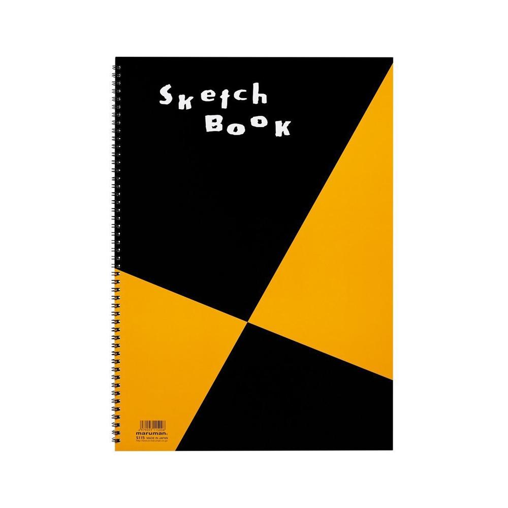 豊富なサイズ展開『マルマン スケッチブック』