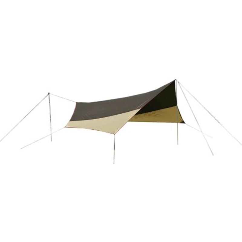 テントとの連結可能『ogawa システムタープ』