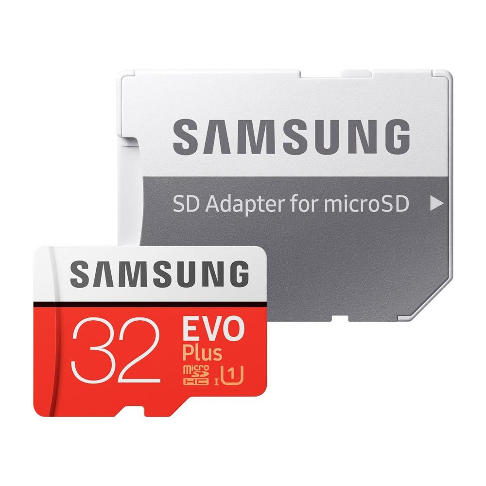 世界シェアトップクラス「Samsung  EVO Plus MB-MC32GA/ECO」