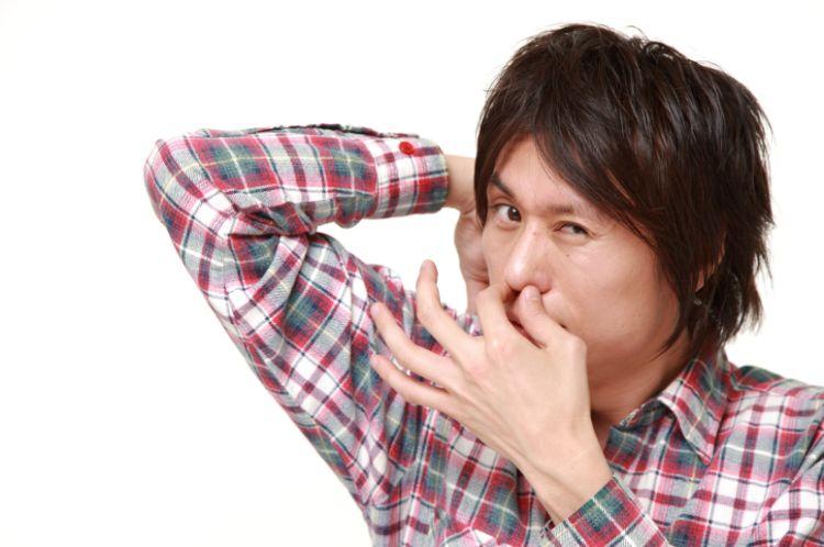 加齢臭、頭皮の臭い対策シャンプー
